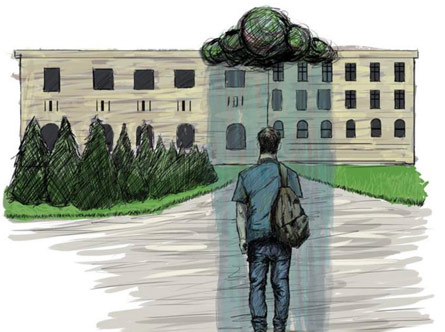 Mental Health in colleges