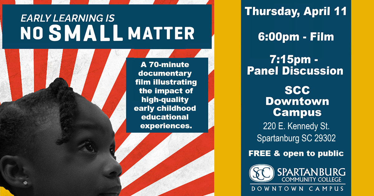 No Small Matter documentary screening